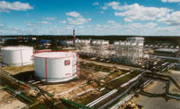 Tank farm West-Surgut. General view